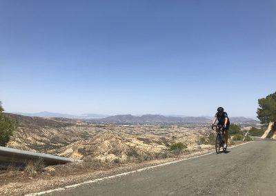 Top of Cabezo de la Plata
